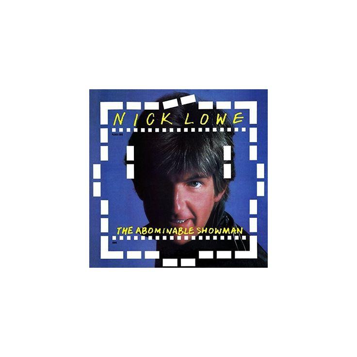 Nick Lowe - Abominable Showman (CD)