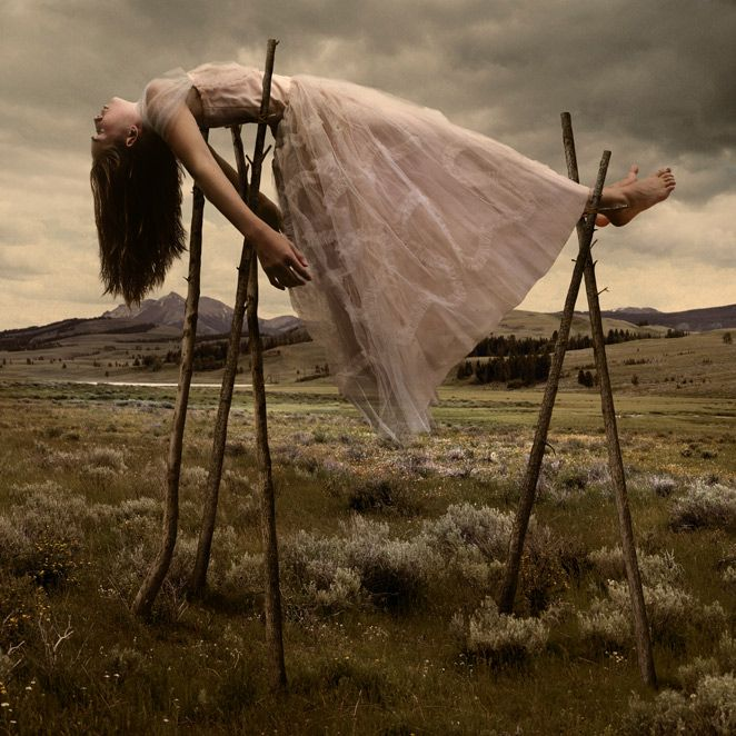 Fine Fettle: Photography: The Work of Anka Zhuravleva;reminds me of salvador dali