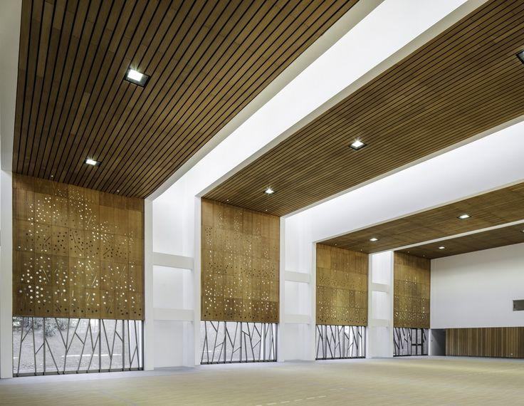 25 best ideas about gymnasium architecture on pinterest - Architecture moderne residentielle schmidt lepper ...
