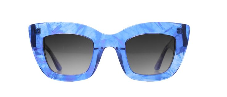 Cat food - Sparkling water Sunglasses from supermarket