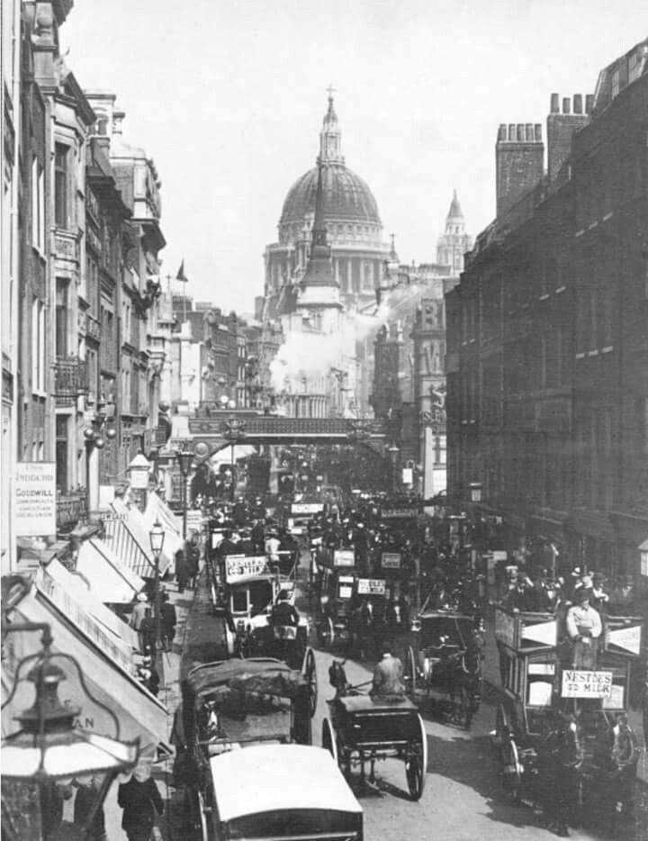 Fleet Street 1897