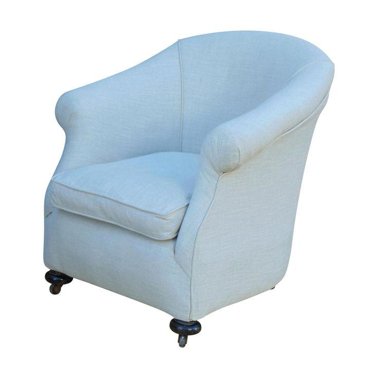 1920s Tub Chair