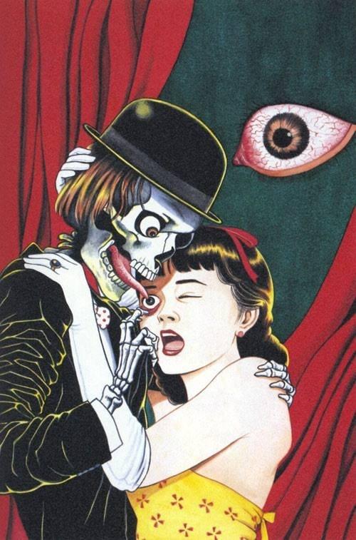 Artiste Suehiro Maruo