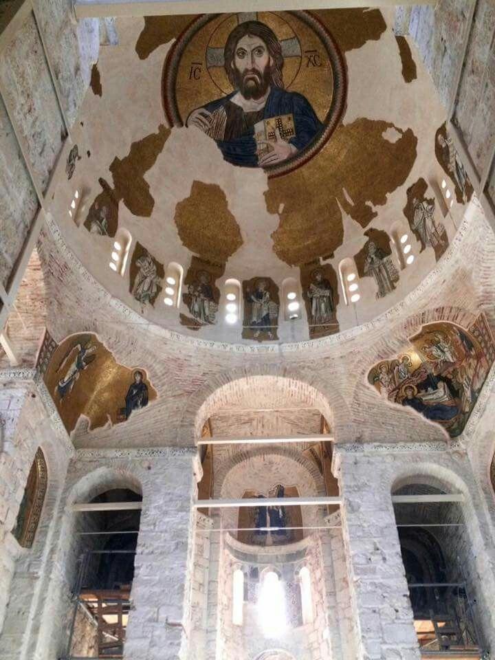 Monastero di Daphni. XI sec. Atene.