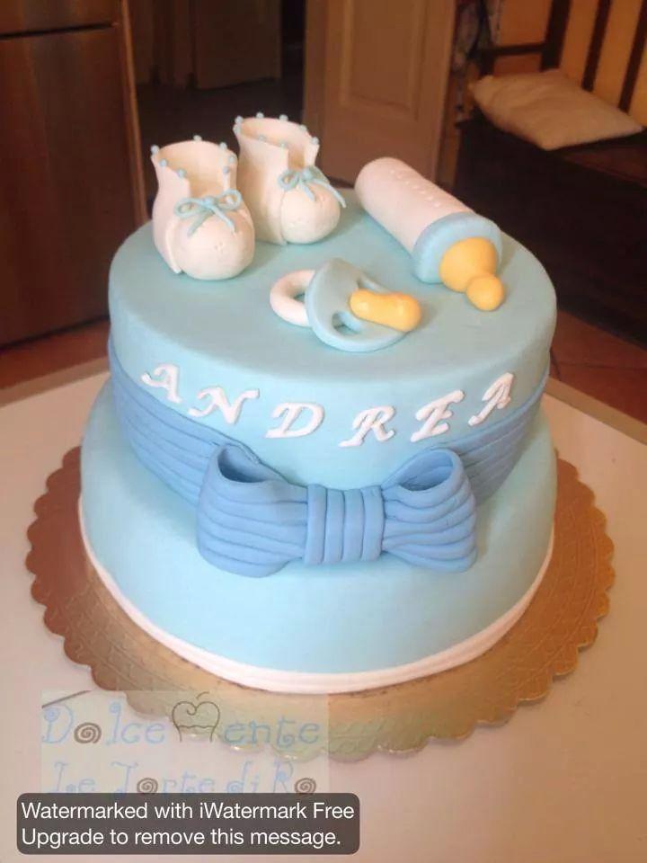 Baptism cake #dolcementeletortediro