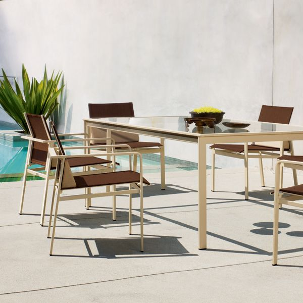 swim collection dining richard frinier for brown jordan pinterest brown jordan hospitality and room