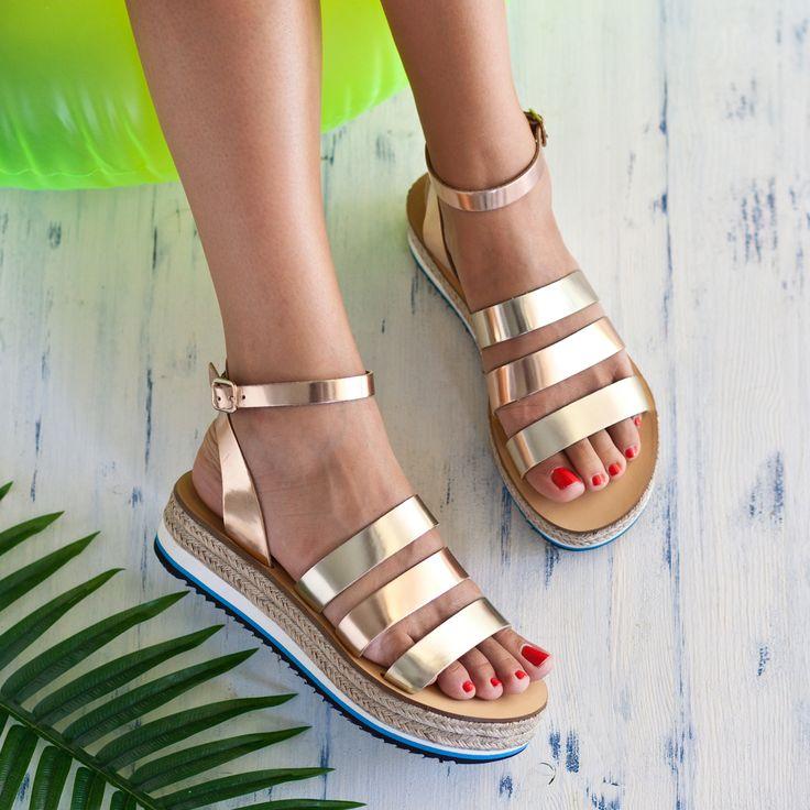 Greek Summer #SanteWorld SHOP #SALE in stores & online (SKU-92461): www.santeshoes.com