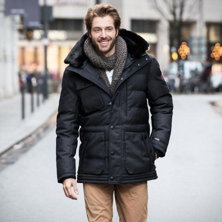 Fashionable Winter Coats for Men
