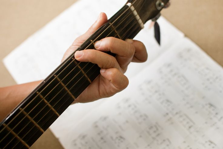 how to learn guitar fast wikihow