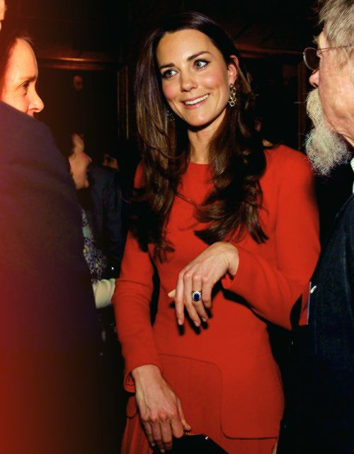 The Duchess of Cambridge at an event at Buckingham Palace, 2/17/14 #katemiddleton