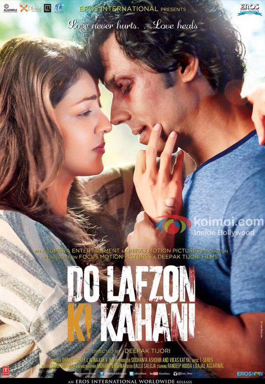 Catch The First Look Of Do Lafzon Ki Kahaani Featuring Randeep Hooda & Kajal Aggarwal