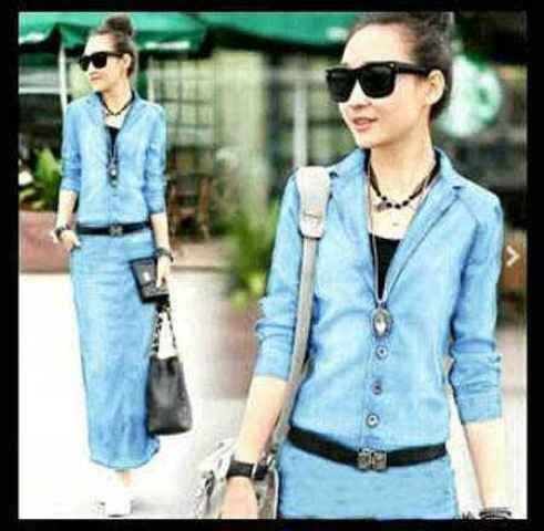 Maxi Jeans Terbaru Erlia s231