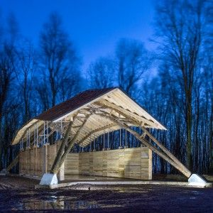 AA+Design+&+Make+students+use+a+robotic+arm+to+build+a+woodland+barn