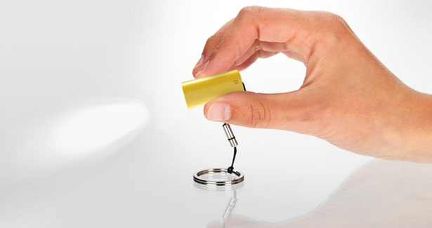 Amazing pen drive with flash light