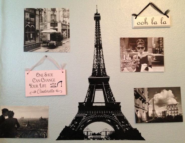 Bedroom Decor Paris best 20+ paris inspired bedroom ideas on pinterest | paris bedroom