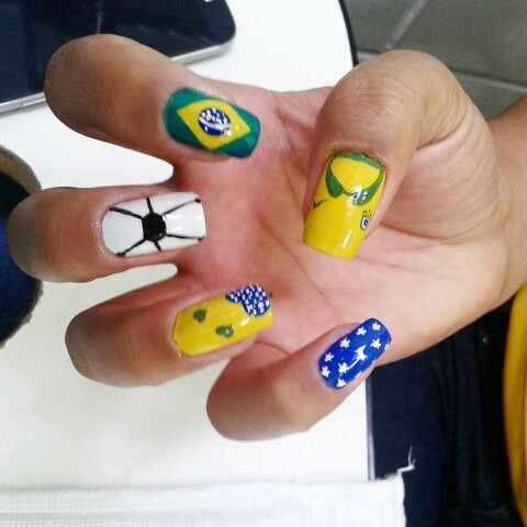 Copa! Vai Brasil!