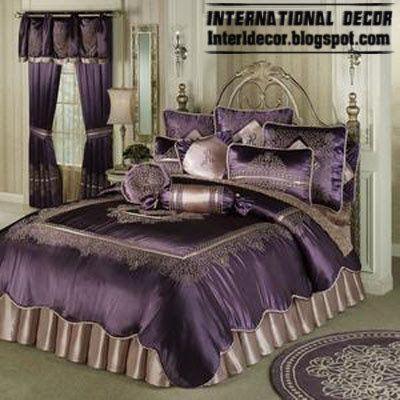 Purple Bedding | ... Purple Bedding With Purple Duvet And Purple Sets Model  With. Steppdecke SetsSchöne SchlafzimmerHauptschlafzimmerLila BettwäscheLila  ...