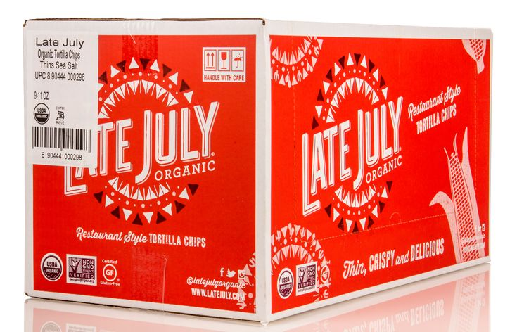 Ende Juli Tortilla Chips, Restaurant Style, Meersalz, Bio