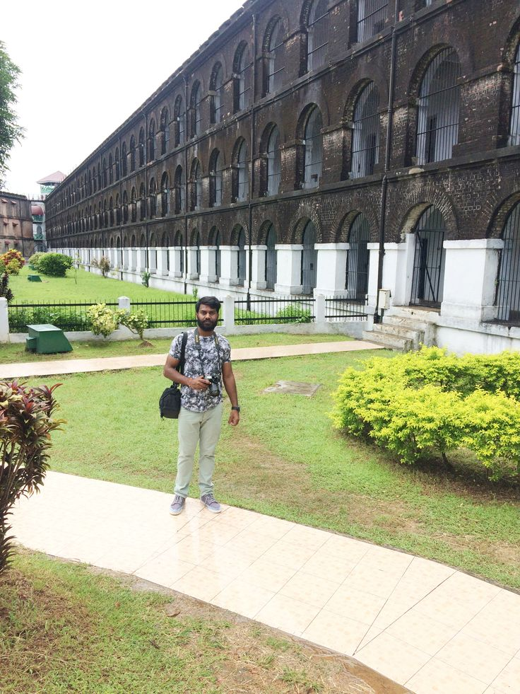 Cellular Jail  #CellularJail #History #historical #travel #portblair #anadaman #nikon #blue #Vaimil #Me #MrVaimil #binoculars #island #india #beach #nike #nikeindia #t90 #padar #komodo #flores #indonesia #ntt #bali #earth #travel #instagram #explore #nature #sunrise #beautiful #vacation #wanderlust #trip #travelphotography #adventure #holiday #landscape #beach #picoftheday #traveling #art #travellin