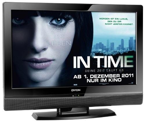 Dyon Ventura 48 cm (19 Zoll) LCD-Fernseher (DVB-T/-S, USB-Anschluss) schwarz
