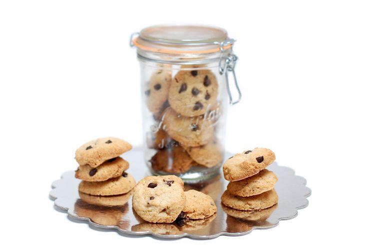 Galletas Chocolate chip cookies