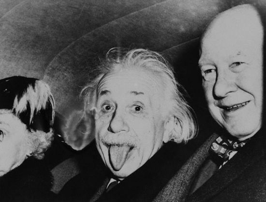 <b>Your favorite theoretical physicist was also one cool dude.</b>