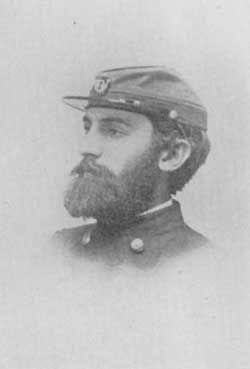 Lieut. Col. Norwood Penrose Hallowell - The 54th Massachusetts Volunteer Infantry Regiment