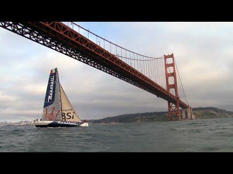 Maserati and Giovanni Soldini – before starting the San Francisco-Shanghai challenge - YouTube