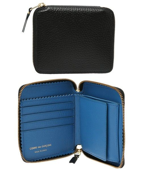 【ZOZOTOWN 送料無料】Wallet COMME des GARCONS(ウォレット コム デ ギャルソン)の財布「COLOUR INSIDE (SA2100IC)」(8R-D021-051)を購入できます。
