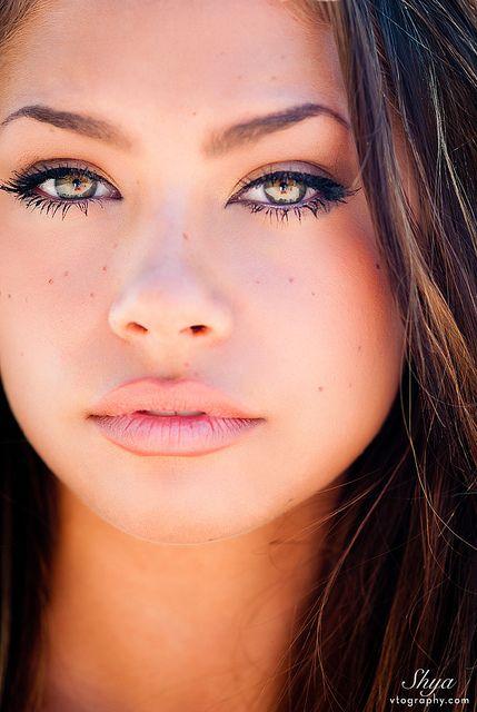 Hermosos ojos <3