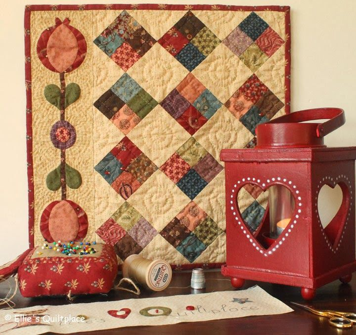 Quilt Tassen : Best table runners small quilt projects images on