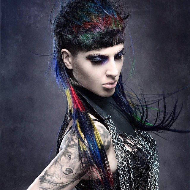 Check out the #Hair Upload of the Day by Ciran Dowd on #Bangstyle