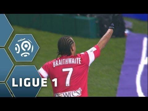 FOOTBALL -  But Martin BRAITHWAITE (83') - Olympique Lyonnais - Toulouse FC (1-1) - 05/12/13 (OL - TFC) - http://lefootball.fr/but-martin-braithwaite-83-olympique-lyonnais-toulouse-fc-1-1-051213-ol-tfc/