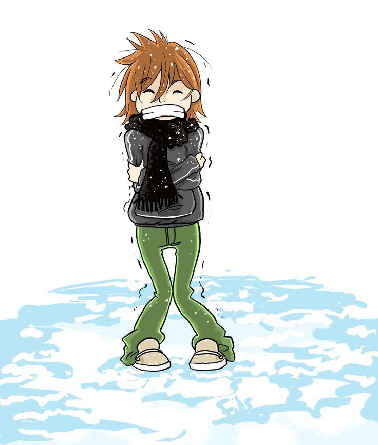 Il fait froid   Il fait froid ...