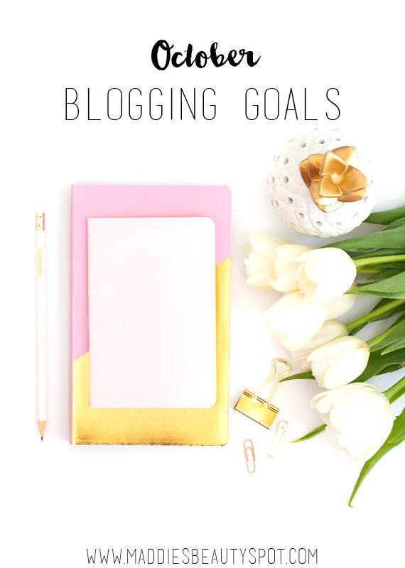 This post is a bit different to my usual beauty posts but I really enjoy reading them on beauty and lifestyle blogs so I thought 'why the heck not?'. September last year was around the time I started really feeling like I was 'getting' my blog more – and what I wanted. I had my …