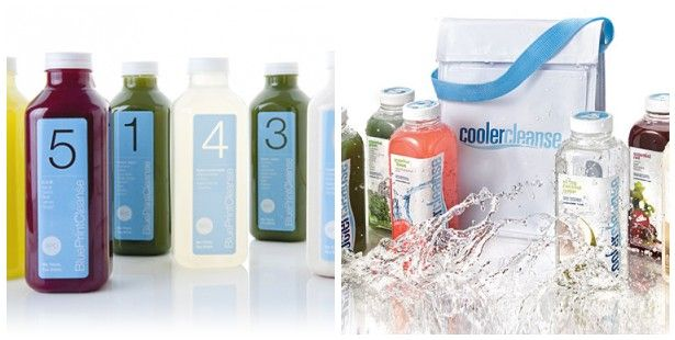blueprintcleanse vs. cooler cleanse | sizing up the juice cleanses