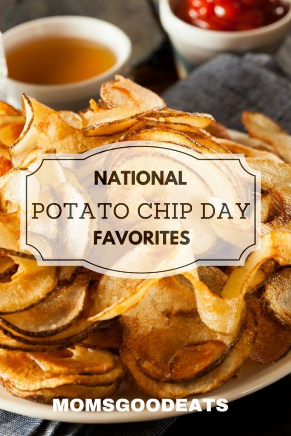 The best potato chips to eat on National Potato Chip Day.
