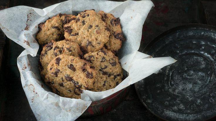 Chocolade chunk cookies   VTM Koken