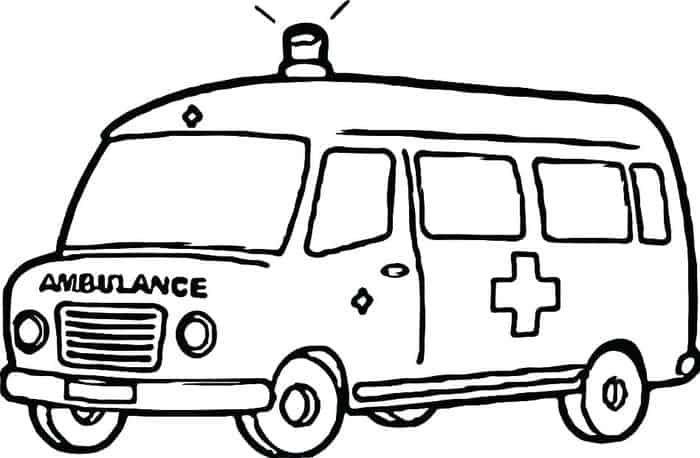 Nyfd Ambulance Coloring Pages Monster Truck Coloring Pages Truck Coloring Pages Coloring Pages