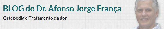 Saiba mais sobre Dr. Afonso Jorge França, médico ortopedista e traumatologista especialista em dor.