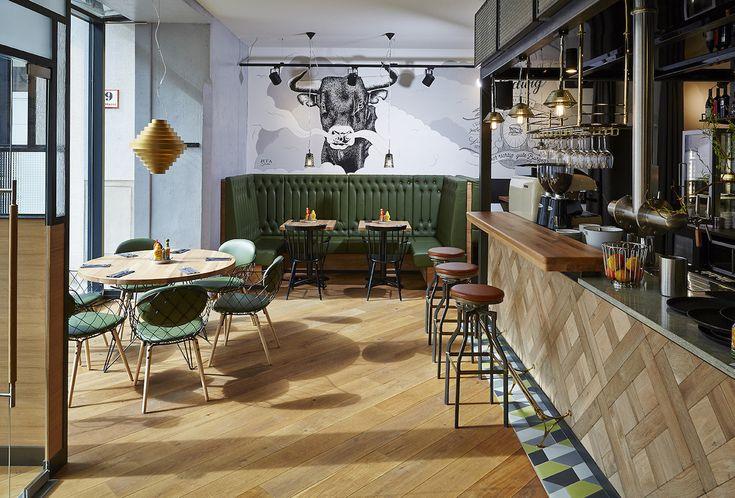 Angela und Erich Hauser haben nach Innsbruck nun auch in Salzburg ein Burger-Restaurant eröffnet. Das Ludwig im Bruderhof setzt auf perfekte Burger aus hochwertigen Zutaten.