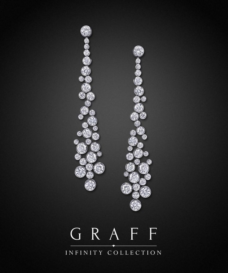 Steal The Show This Evening With These Graff Diamonds