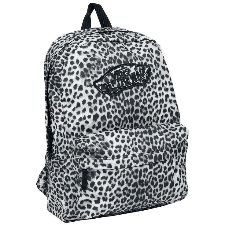 Realm Backpack - Mochila por Vans - Número Artículo: 258040 - desde 34,99 € - EMP Mailorder España:::La venta por correo y on line Rock Metal Punk: Camisetas, CD, DVD, Pósters, ropa e merchandise oficial