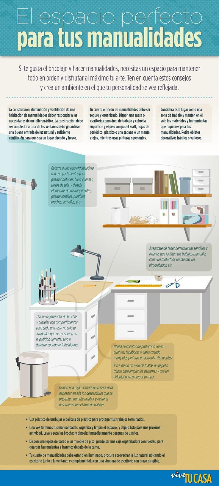 Guia Homecenter - El espacio perfecto para tus manualidades