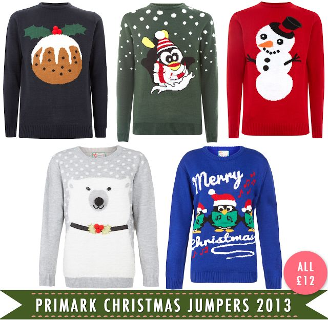 #DearTopshop Wouldn't be Christmas without tacky novelty Christmas jumpers! One for every member of the family!