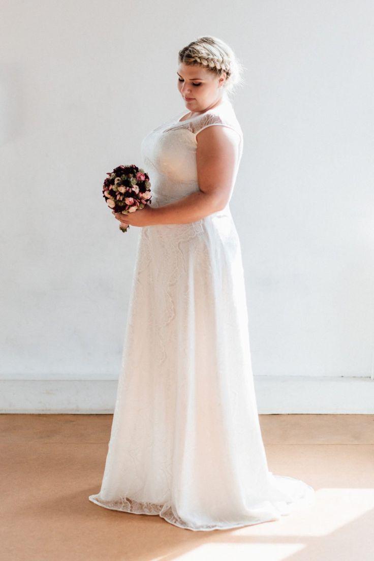 38 besten Brautkleider große Größen Bilder auf Pinterest