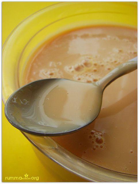 Dulce de leche (süt reçeli) nasıl yapılır ? - rumma
