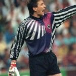 Bodo Illgner - West Germany goalkeeper at the 1990 World Cup who also won the Champions League with Real Madrid in 1998.