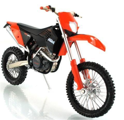 Toy 1:12 Mini Moto Motocross Model KTM 450 EXC