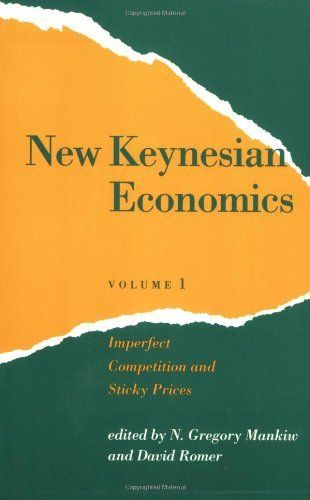 49 best my investing books images on pinterest book lists new keynesian economics vol 1 imperfect competition and sticky prices readings in fandeluxe Choice Image